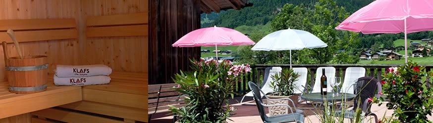 Haus Schantl - Ferienwohnungen und Urlaub in Schoppernau im Bregenzerwald